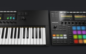 Native Instruments Maschine en Komplete Kontrol