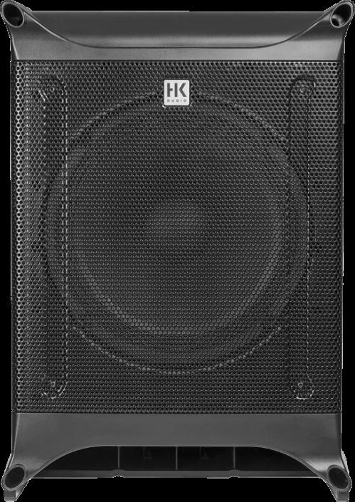 HK AUDIO geleverd en GRATIS geïnstalleerd door MusiCube